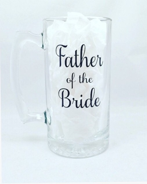 Father Of The Bride Gifts: Father Of The Bride Gift Father Of The Bride Mug Father Of