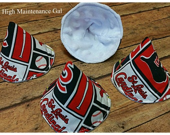 St Louis Cardinals pee pee tee pees, Sprinkle tents, Wee wee wig wams, Baby shower gift idea, Tinkle tents, PPTP, Pee covers, Pee sheilds