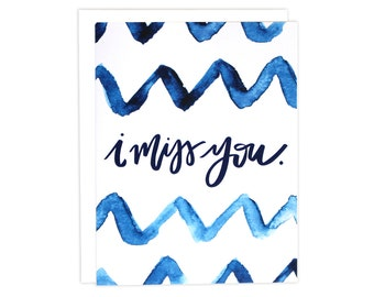 Miss Your Pretty Face, Miss You Card, Missing You Card, Miss You Friend, Thinking Of You Card, Missing You, Miss You My Friend, Friendship