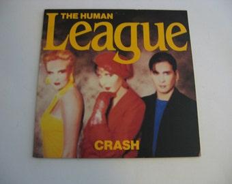 The Human League - Crash - 1986
