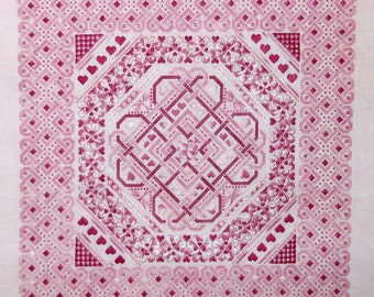Celtic Romance PDF Chart by Northern Expressions Needlework