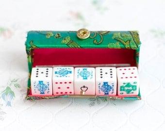Poker Dice - Gambling Box Set