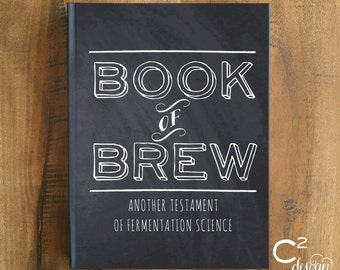 Book of Brew Hardcover Notebook/Journal