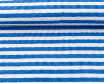 Ringel cuff circumference 70 cm blue/white