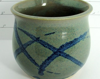 X marks the spot pot