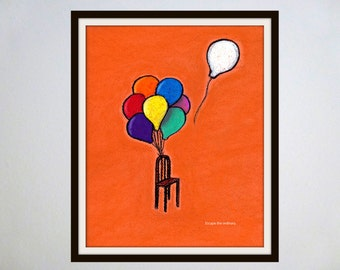 Inspired Spaces: Famous Quotes Paired with Original Artwork - Escape the Ordinary