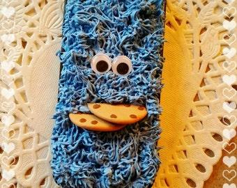 Cookie monster decoden iPhone 5 case