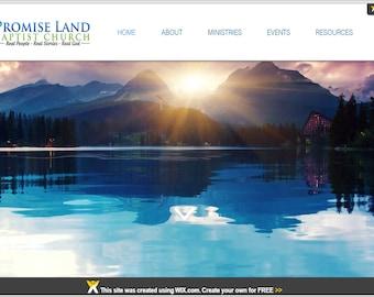 Custom Website Design.Church Websites.Shop Websites.Store Websites.Personal Websites.Non-Profit Websites.Affordable.Blog.Websites.Web Design