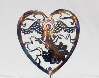 Angel Heart on Stick