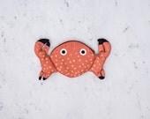 CRAB (crab)-case fish