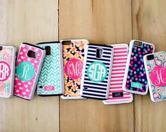 ON SALE! Monogram iPhone Case | iPhone 4/4S Case | iPhone 5/5S Case | iPhone 6/6S Case | iPhone 6/6S Plus Case | Personalized Case