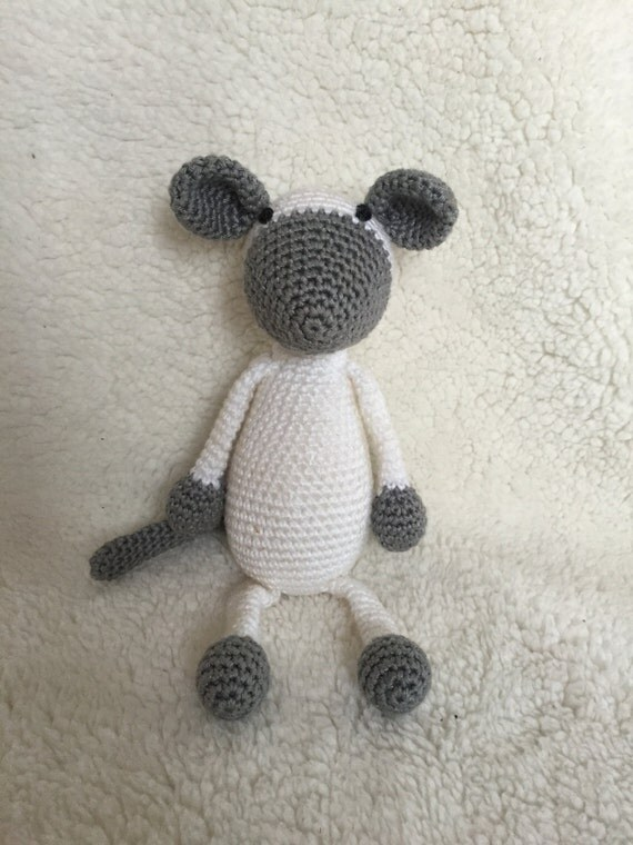 What Size Needle For Amigurumi : Amigurumi crochet pattern mouse