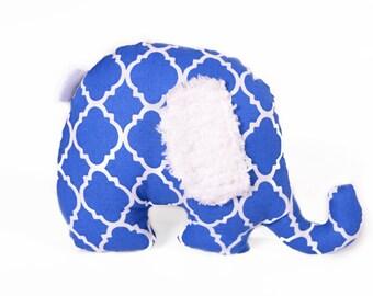 Stuffed Elephant - Stuffed Animal - Soft Toy - Baby Shower Gift - Baby Boy - Gender Neutral