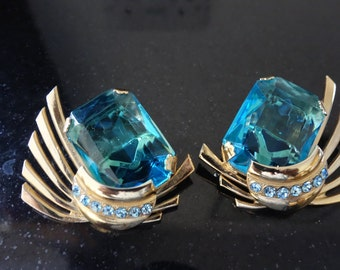 Vintage Zoe Coste Earrings