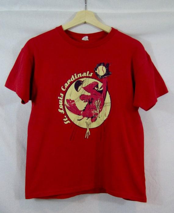 Vintage St Louis Cardinals T Shirts 63