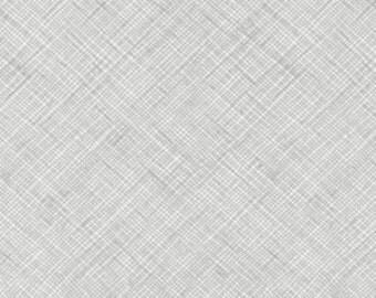 Architextures by Carolyn Friedlander - Fat Quarter Crosshatch in Grey
