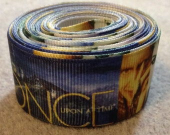 3 yards grosgrain ribbon 1 inch wide - Once Upon a Time