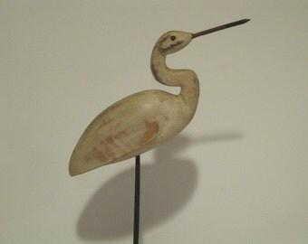 vintage shore bird from greenport, li , ny
