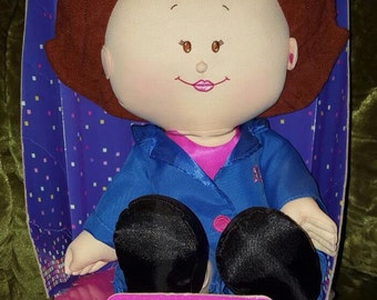 "Rosie O'Donnell Doll - ""The Rosie O'Doll"", Vintage 1985 Kenner Doll. Good Used Condition."
