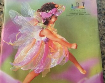 Simplicity  0691 Costumes sizes 3-8 Valerie Tabor-Smith Fairy