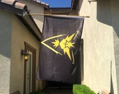 Pokemon Go Team Instinct Flag