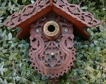 East Indian bird house/ Indisches Vogelhaus