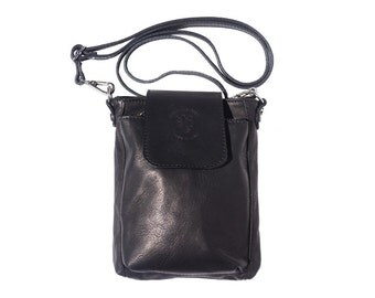 NWT Italian Soft Leather Handcrafted Crossbody Handbag