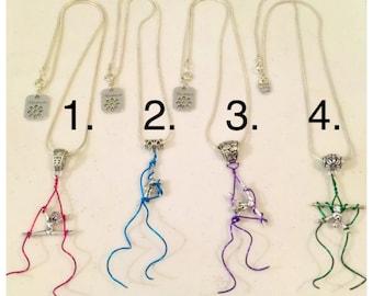 Aerial Necklace - Silks