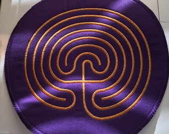Finger Labyrinth Lap Mat