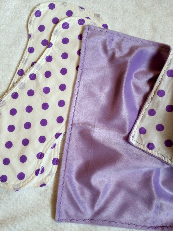 White Purple Baby Burp Cloths Baby Burp Cloths Spit Rags