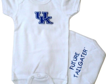 Kentucky Wildcat Future Tailgater Baby Bodysuit