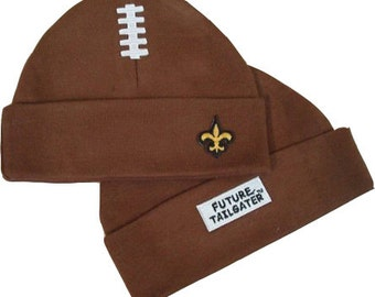 New Orleans Baby Football Cap