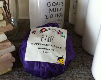 Baby Butter Milk Soap
