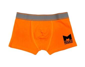 Zoolander: Mugatu Logo Mens Boxer Briefs