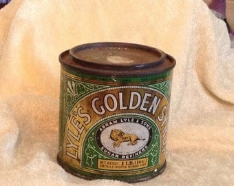 vnsge Lyle's Golden Syrup England