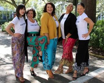 Harem Pants, Boho Pants, Bohemian Pants, Aladdin Pants, Hippie Pants, Gypsy Pants, Yoga Pants, Tango Pants, Batik Pants, Summer Pants