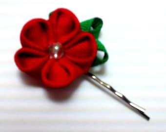 Single Flower Kanazashi Hair pin