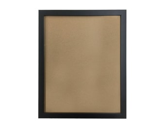 black wood picture poster frame 5x7 8x8 8x10 11x14 12x15 12x16 16x20 28x38 custom sizes - Wooden Poster Frames