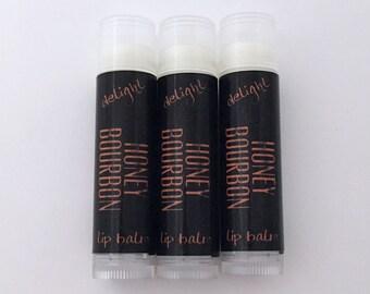 Honey Bourbon Lip Balm - Single Tube