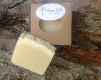 Patchouli has long been believed to have a relaxing effect, and using patchouli soap in the tub or shower can certainly achieve that goal.