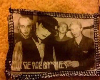 siouxsie sioux siouxsie and the banshees patch handmade to order