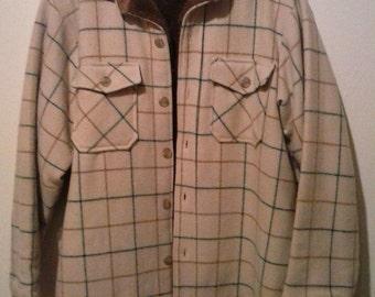 Woolrich Vintage Flannel -L- Nice