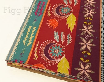 FLEET and FLOURISH by Maureen Cracknell for Art Gallery Fabrics - Gentle Mantle Flame