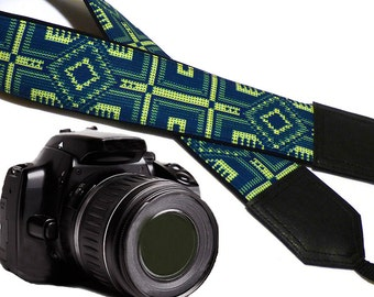 InTePro Native Camera strap.  Camera accessories. DSLR / SLR camera strap. Gift idea.