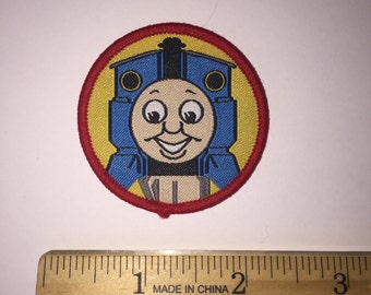 Thomas the train sew on patch