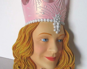 Wizard of OZ, Rare Prototype, Glinda the Good Witch FacePlaque