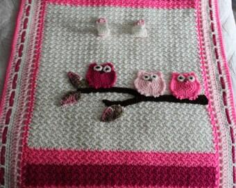 Instant Download Pdf File Crochet Pattern Infant Tented