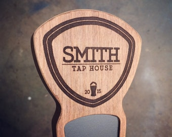 Engraved Custom Beer Tap Handle - Willamette