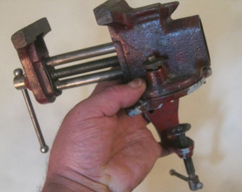 Jewelry Makers Vise , Swivel Vise , Table Mount Vise , Vise