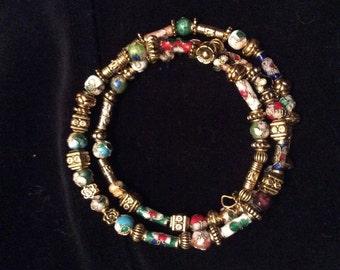 Egyptian style bangle